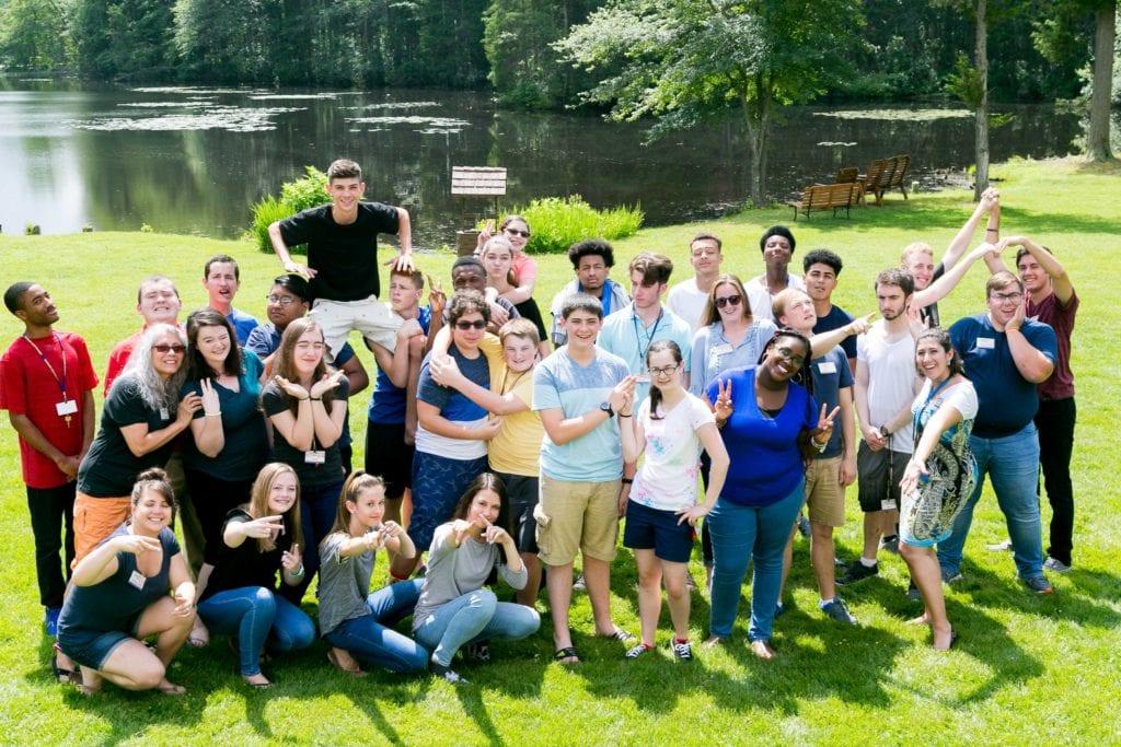 Group retreats in NJ