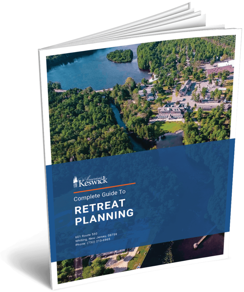 Retreat Planning eBook Cover